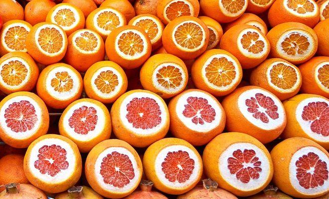 types of oranges to juice
