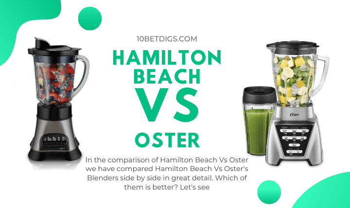 Hamilton Beach Vs Oster