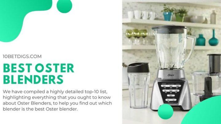 Best Oster blender