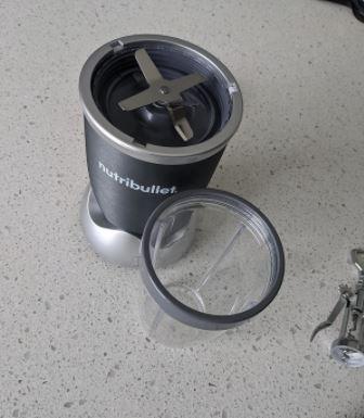 NutriBullet 600 Power and Motor